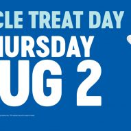 Miracle Treat Day August 2nd