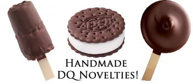 Handmade Novelties!