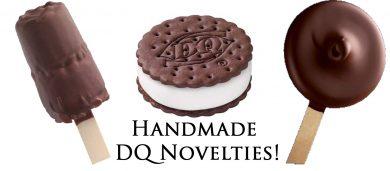 Handmade Novelties!
